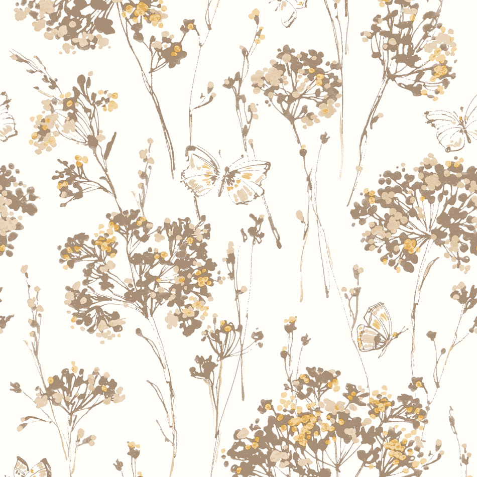 Floral Wallpaper Muriva J633-07_sq