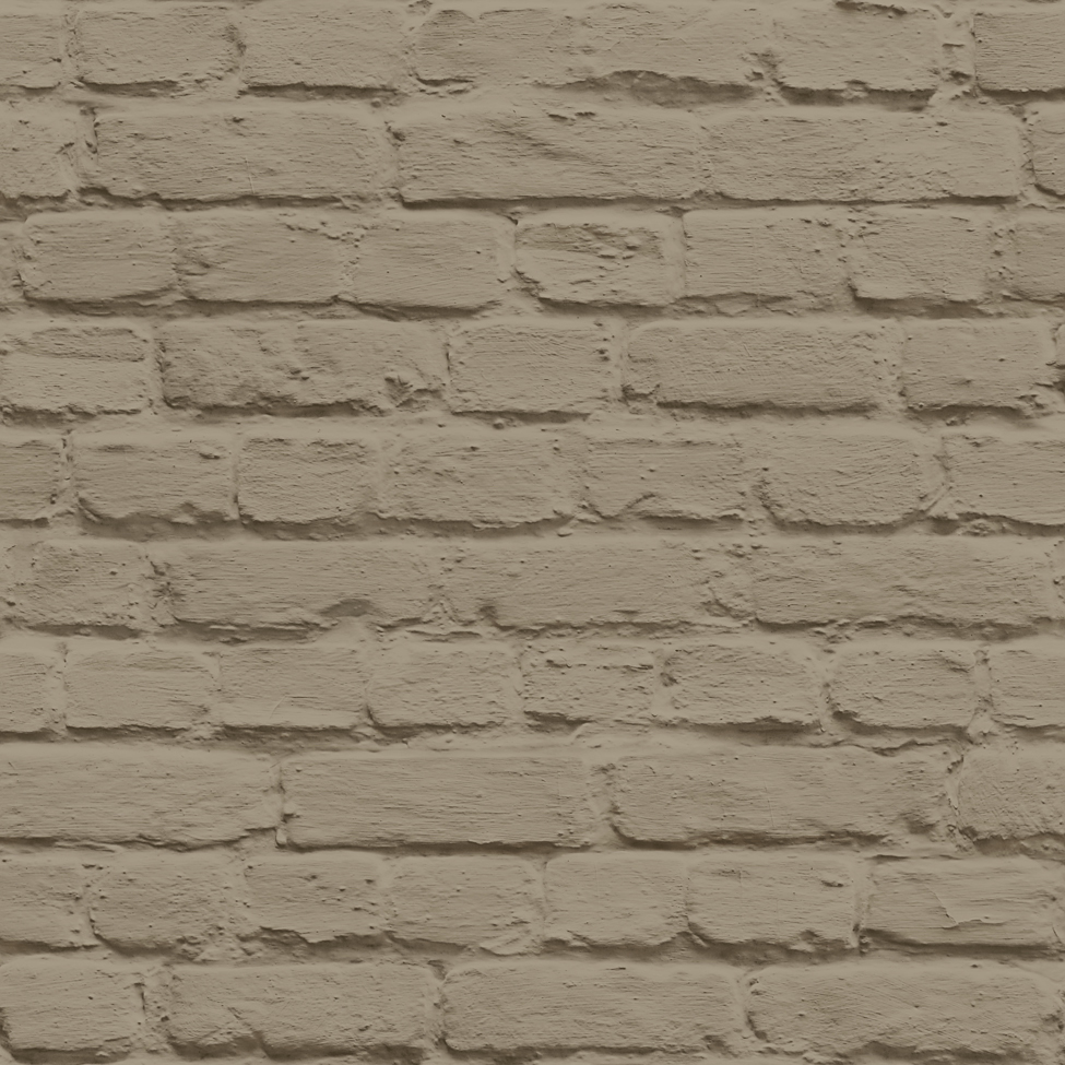 Mural wallpaper painted brick muriva j665 murivamuriva for Brick mural wallpaper