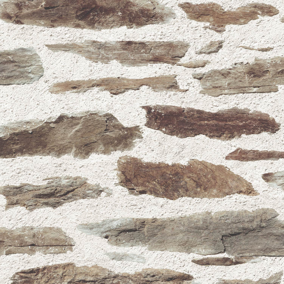 Mural wallpaper brick wall muriva j98707 murivamuriva for Brick mural wallpaper
