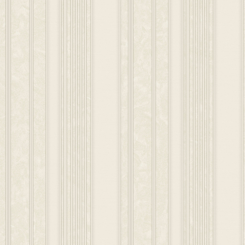 Striped Wallpaper Sabina Stripe Cream Muriva 18873