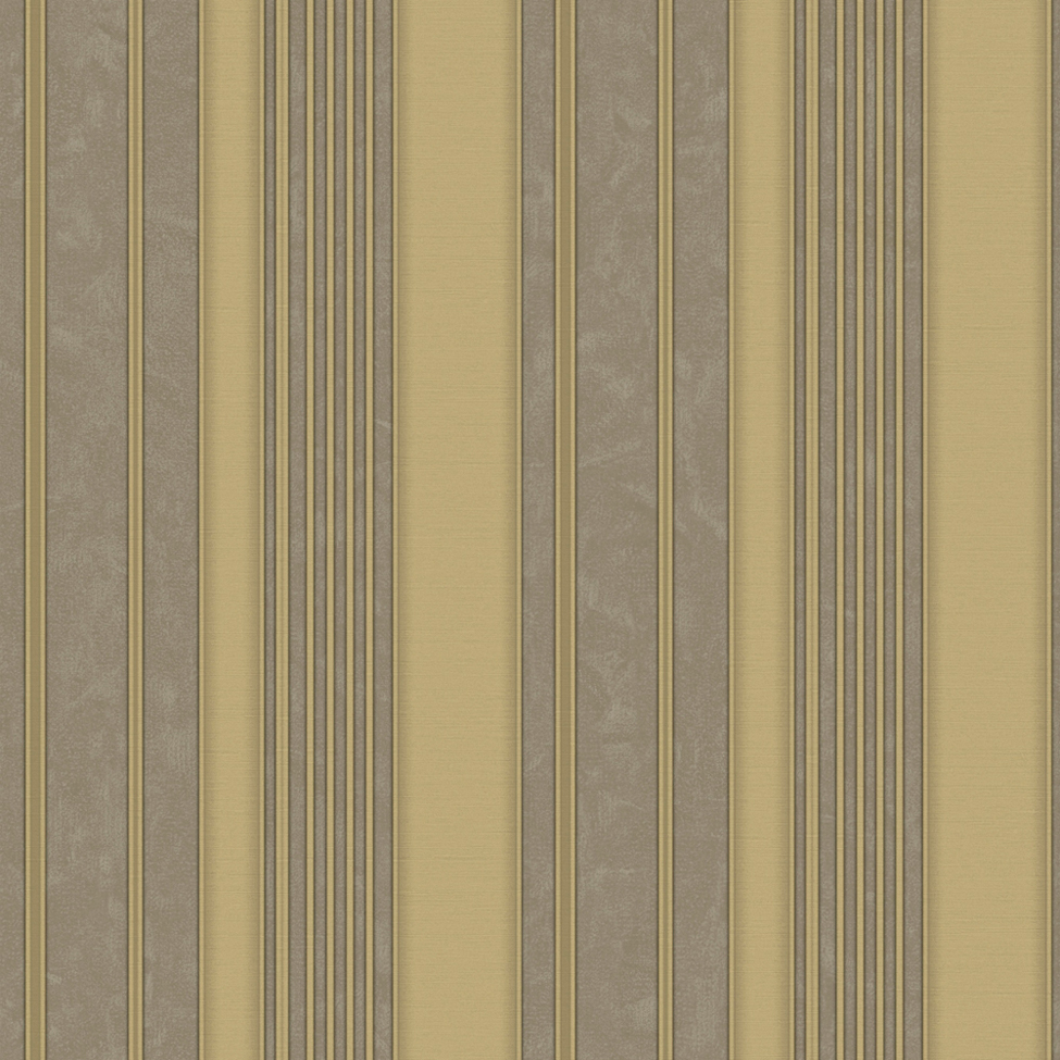 Striped Wallpaper Sabina Stripe Gold Muriva 18870