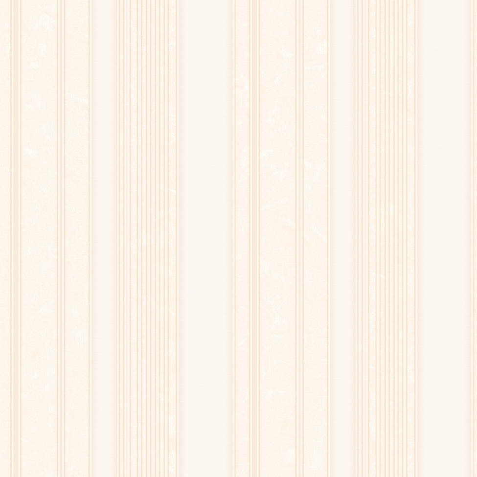 Striped Wallpaper Sabina Stripe Ivory Muriva 15197