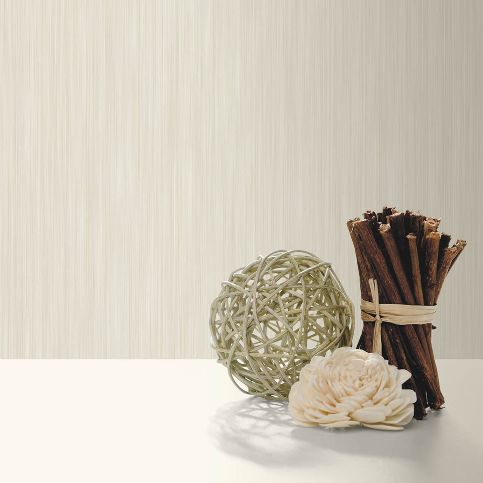 Textured Wallpaper Hera Light Grey Muriva J91059 Roomshot