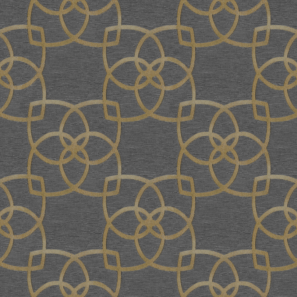 Muriva Sparkle Wallpaper Bronze: Metallic Wallpaper Precious Silks Marrakech