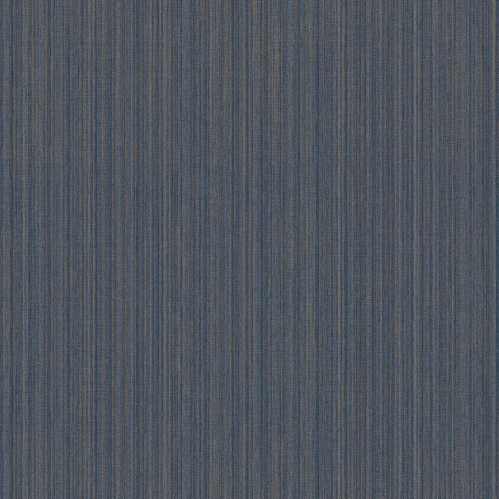 Textured Wallpaper Elena Texture Blue and Gold Muriva 21878