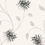 Floral Wallpaper Grace Muriva 15121