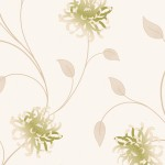 Floral Wallpaper Grace Muriva 15127