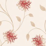 Floral Wallpaper Grace Muriva 15129