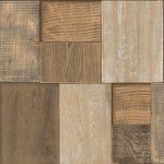 Design Wallpaper Wood Blocks Koziel Bluff Muriva J27007_WP_S
