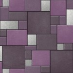 Design Wallpaper Leather Tiles Koziel Bluff Muriva_F95706_WP