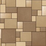 Design Wallpaper Leather Tiles Koziel Bluff Muriva_F95707_WP