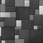 Design Wallpaper Leather Tiles Koziel Bluff Muriva_F95709_WP