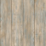 Mural Wallpaper Washed Wood Panel Muriva_J06601_WP