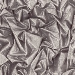 Modern Wallpaper Crushed Satin Silver Muriva L14209