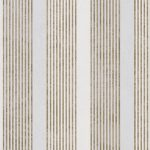 Striped Wallpaper Rae Stripe Ivory&Gold Muriva 53105