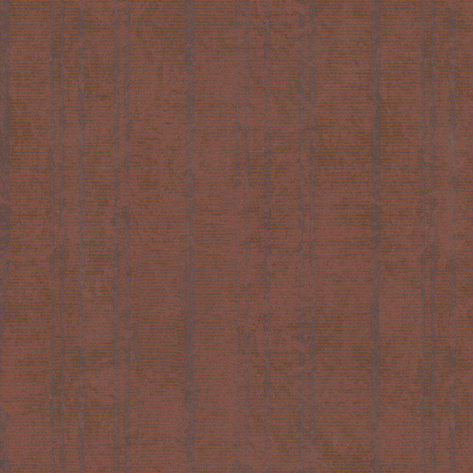 Striped Wallpaper Lyra Stripe Copper Muriva 53143