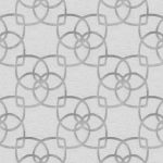 Classic Wallpaper Precious Silks Marrakech Silver and Grey Muriva 601536