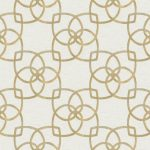 Classic Wallpaper Precious Silks Marrakech Gold and Champagne Muriva 701370