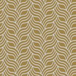 Classic Wallpaper Precious Silks Art Deco Silver and Gold Muriva 701372