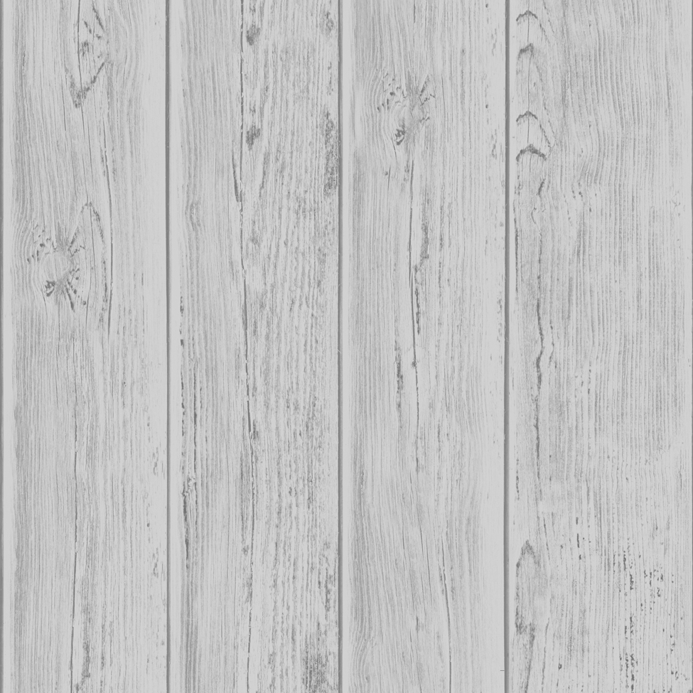 Mural Wallpaper Lipsy Metallic Wood Silver 144701