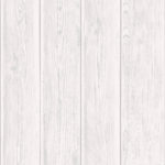 Mural Wallpaper Lipsy Metallic Wood White 144703
