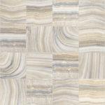 Modern Wallpaper Mineral Tiles Natural Muriva L32812 WP