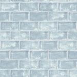 Modern Wallpaper Ceramic Tiles Blue Muriva L33201 WP