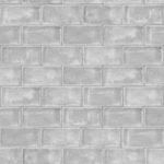 Modern Wallpaper Ceramic Tiles Grey Muriva L33219 WP