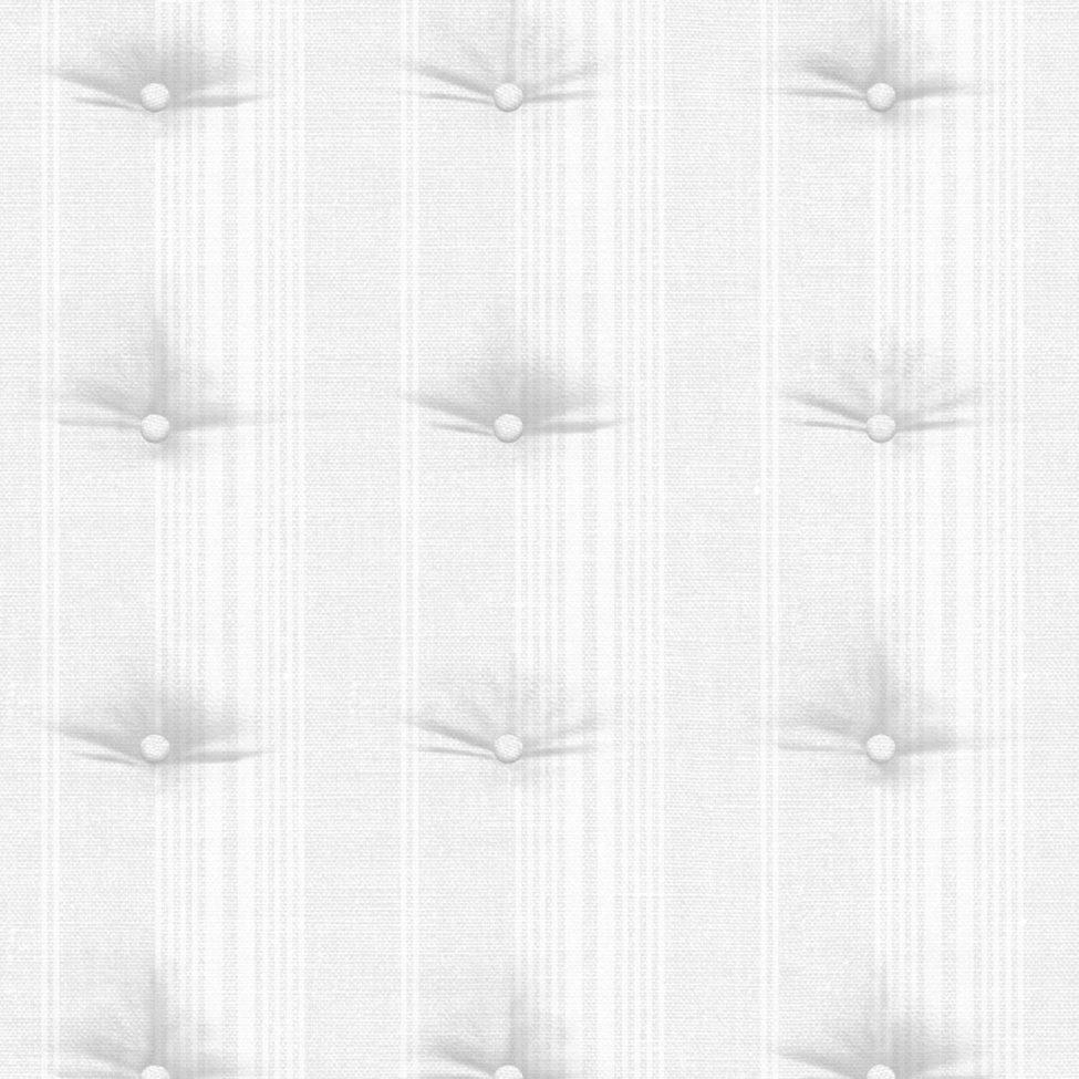 Modern Wallpaper Striped Cushion White Muriva L33609 WP