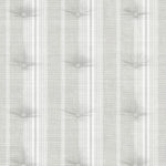 Modern Wallpaper Striped Cushion Grey Muriva L33619 WP