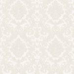 Classic Wallpaper Elena Damask Ivory Muriva 21801