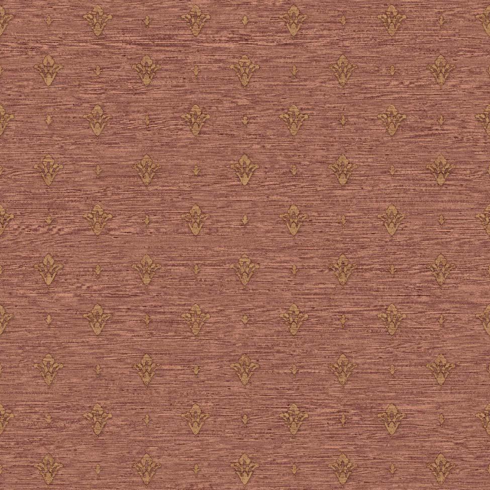 Classic Wallpaper Elena Motif Bronze Muriva 21810