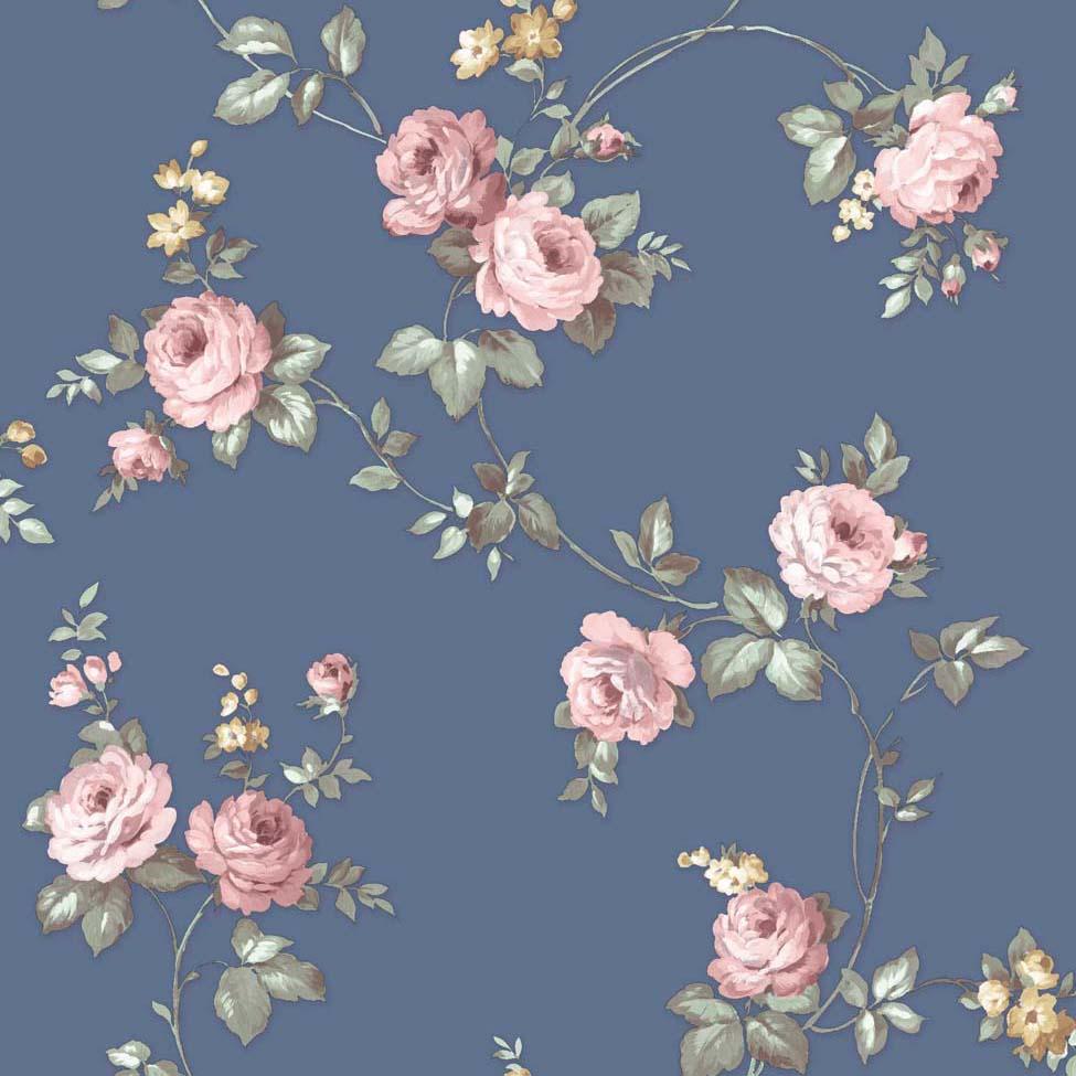 Floral Wallpaper Elena Floral 2186 Muriva