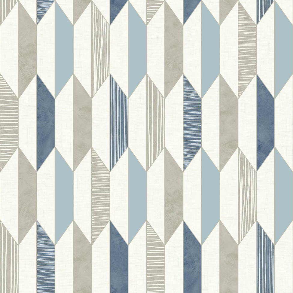 Textured Wallpaper Marcus Blue Muriva J20501