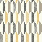 Textured Wallpaper Marcus Yellow Muriva J20502