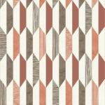 Textured Wallpaper Marcus Red Muriva J20505