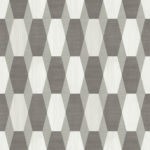 Modern Wallpaper Nerva Geo Brown Muriva L20309
