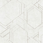 Modern Wallpaper Stratis Ivory Muriva L20707