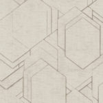 Modern Wallpaper Stratis Beige Muriva L20708