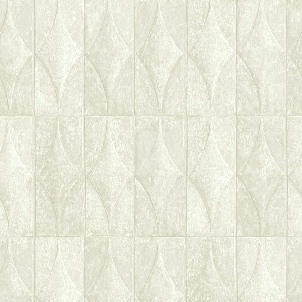 Modern Wallpaper Petrum Cream Muriva L25407