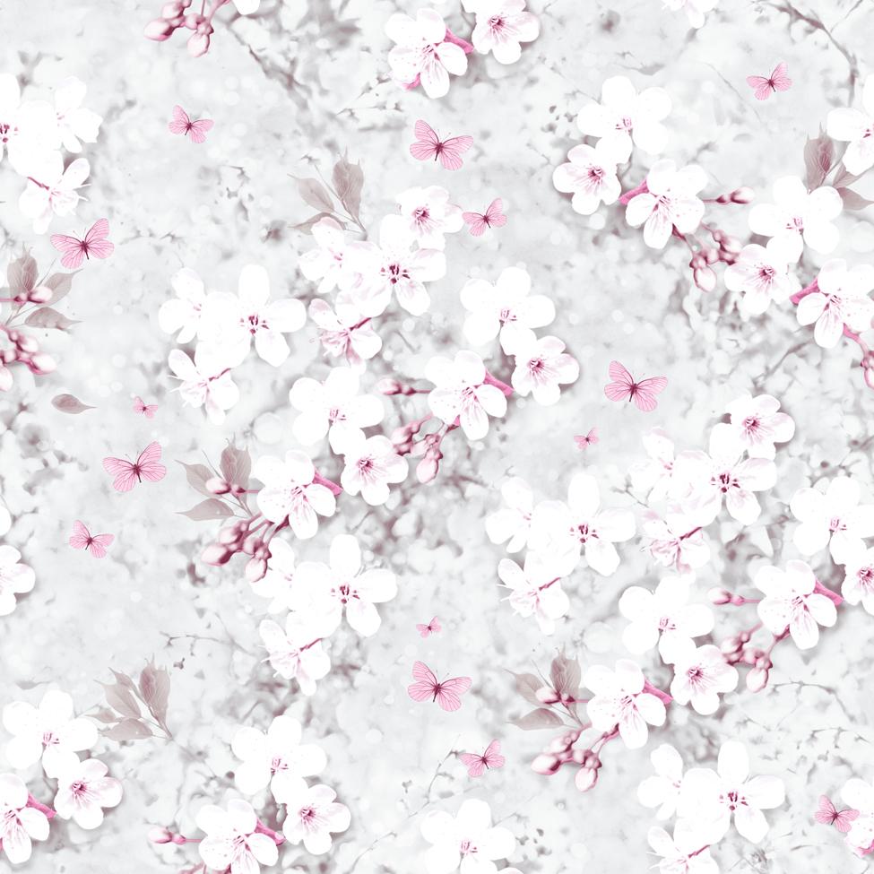 Floral Wallpaper Lipsy Spring Blossom Pink Muriva 144010