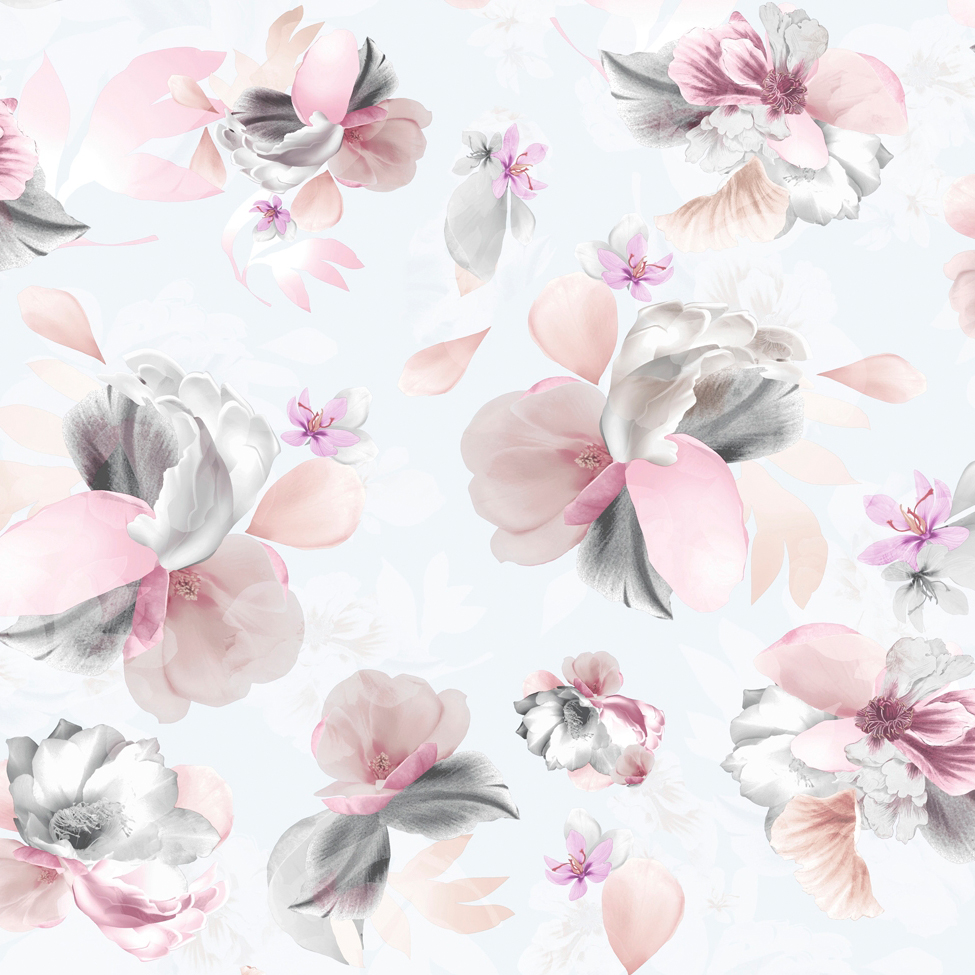 Floral Wallpaper Lipsy Soft Petals Pink Muriva 144020 WP