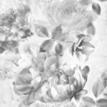 floral wallpaper; Lipsy wallpaper; Lipsy; floral; florals; flower; flowers; blossom; blossoms; flower; flowers; flowers in soft colours; shabby chic; glitter; pastel; soft colours; faded background; romantic; bedroom; light grey